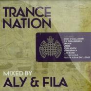 TRANCE NATION: ALY & FILA (2XCD)