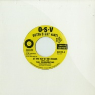 AT THE TOP OF THE STAIRS / MAGIC MELODY (7INCH)