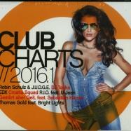 CLUB CHARTS 2016.1 (3XCD)