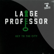 KEY TO THE CITY (MAD SCIENTIST REMIX) (CLEAR VINYL + DL-CODE)
