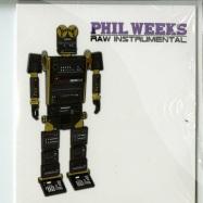 RAW INSTRUMENTAL (CD)