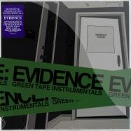 GREEN TAPE INSTRUMENTALS (LP)