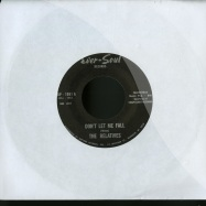 DONT LET ME FALL / LEAVE SOMETHING WORTHWHILE (7 INCH)