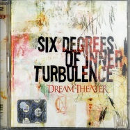 SIX DEGREES OF INNER TURBULENCE (2XCD)