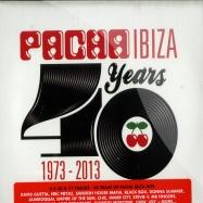 PACHA IBIZA 40 YEARS (4CD)