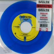 BASSLINE (CLEAR BLUE 7 INCH)