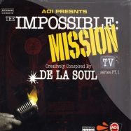 IMPOSSIBLE MISSION (2LP)