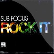 ROCK IT / FOLLOW THE LIGHT (MAXI CD)