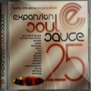 EXPANSION SOUL SAUCE 25 (CD)