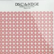 DISCO & BOOGIE - 200 BREAKS & DRUM LOOPS VOLUME 1