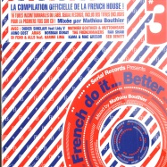 FRENCH DO IT BETTER VOL. 3 - MIXED BY MATHIEU BOUTHIER (CD)