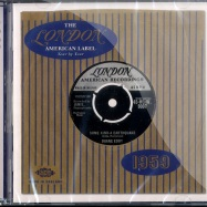 THE LONDON AMERICAN LABEL (CD)