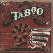 TABOO - JOURNEY TO THE CENTRE OF THE SONG (10 INCH)