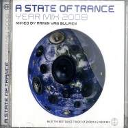 A STATE OF TRANCE - YEAR MIX 2008 (2XCD)