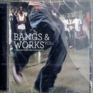 BANGS & WORKS VOL.1 (CD)