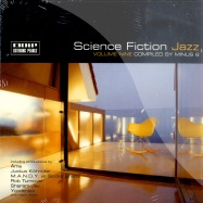 SCIENCE FICTION JAZZ VOL. 9 - COMPILED BY MINUS 8 (CD)