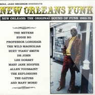 NEW ORLEANS FUNK 1960-75 (3X12)