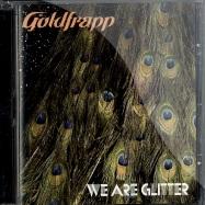 WE ARE GLITTER (CD)