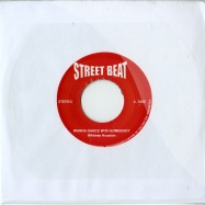 WANNA DANCE WITH SOMEBODY / WHATS GOING ON (7 INCH)