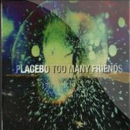 TOO MANY FRIENDS (2-TRACK-MAXI-CD)