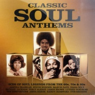 CLASSIC SOUL ANTHEMS (3XCD)