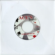AINT MISBEHAVING / A LITTLE BIT WILL DO (7 INCH)