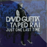 JUST ONE LAST TIME (MAXI-CD)