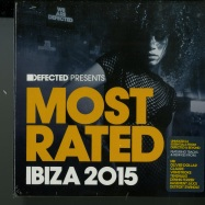 MOST RATED: IBIZA 2015 (2XCD)