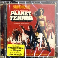 GRINDHOUSE - PLANET TERROR (O.S.T. - CD)