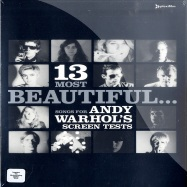 13 MOST BEAUTIFUL SONGS FOR A. W. SCREEN TESTS (DVD)