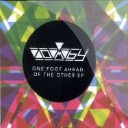 ONE FOOT AHEAD OF THE OTHER (CD)