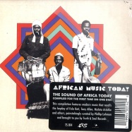AFRICAN MUSIC TODAY (CD)
