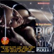 BIG LATIN HITS 2011 (CD)