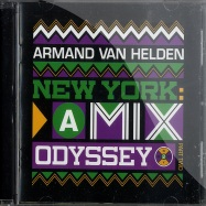 NEW YORK : A MIX ODYSSEY PART TWO (CD)
