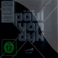 THE BEST OF PAUL VAN DYK - LIMITED EDITION (2xCD+DVD)