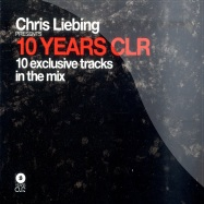 10 YEARS CLR - 10 EXCL. TRACKS MIX (CD)