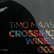 CROSSING WIRES 002 (CD, MIXED BY TIMO MAAS)