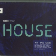 SubSoul Presents: HOUSE (CD+MP3)