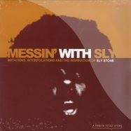 MESSIN WITH SLY STONE (2X12INCH)