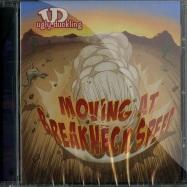 MOVING AT BERAKNECK SPEED (CD)