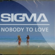 NOBODY TO LOVE (2-TRACK-MAXI-CD)