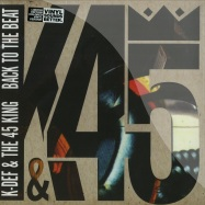 BACK TO THE BEAT (LTD ORANGE VINYL LP)