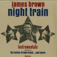 NIGHT TRAIN - INSTRUMENTALS (RED 180G LP)