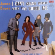I CANT STAND MYSELF WHEN YOU TOUCH ME (LP)