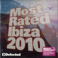MOST RATED IBIZA 2010 (2CD)