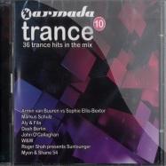 ARMADA TRANCE 10 (2XCD)