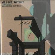 WE LOVE... DETROIT (2XCD)