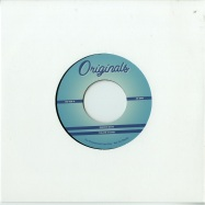 T PLAYS IT COOL / A TOUCH OF JAZZ (7 INCH)