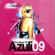 BEST OF AZULI 2009 (CD)