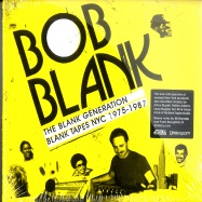 THE BLANK GENERATION NYC 1971-1985 (CD)